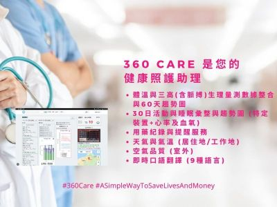 360 Care Is Your Healthcare Assistant